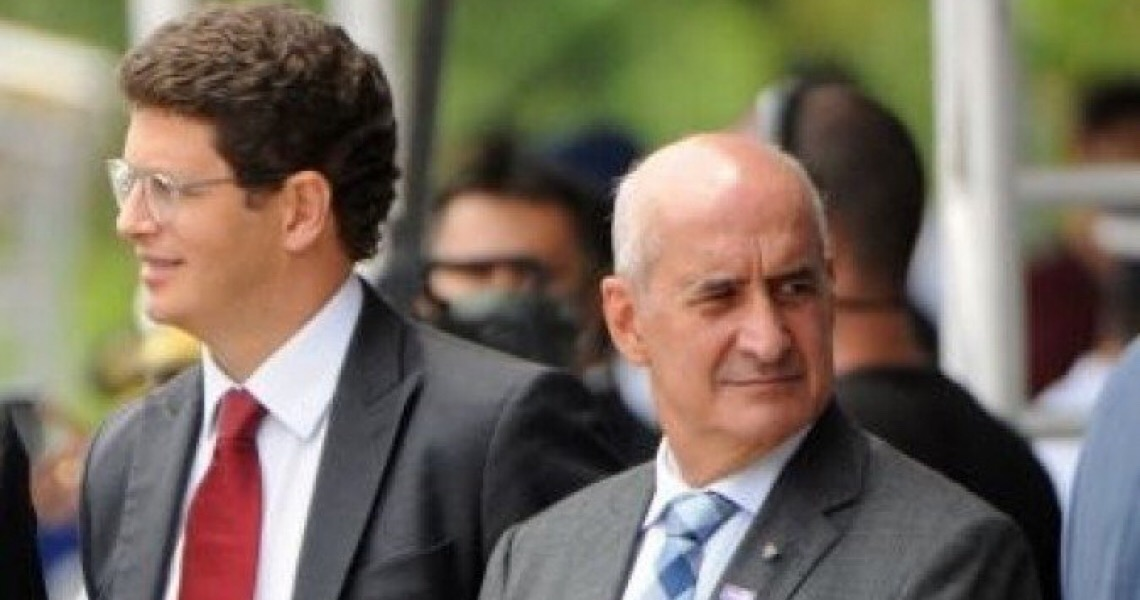 Alcolumbre diz que ofensa de Salles a Ramos
