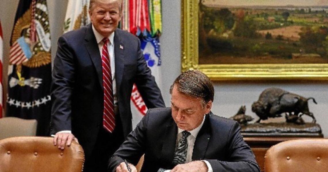 Conexão de Bolsonaro não é com EUA, mas com Trump; problema é se ele não se reeleger, dizem analistas