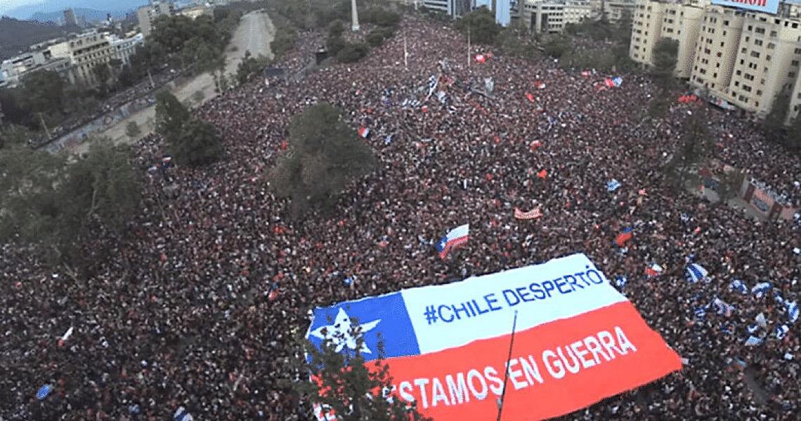 Constituição de Pinochet é derrotada em plebiscito no Chile neste domingo