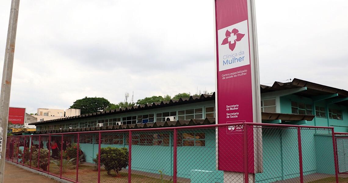 Distrito Federal ganha clínica da mulher com capacidade para 3,7 mil atendimentos por mês