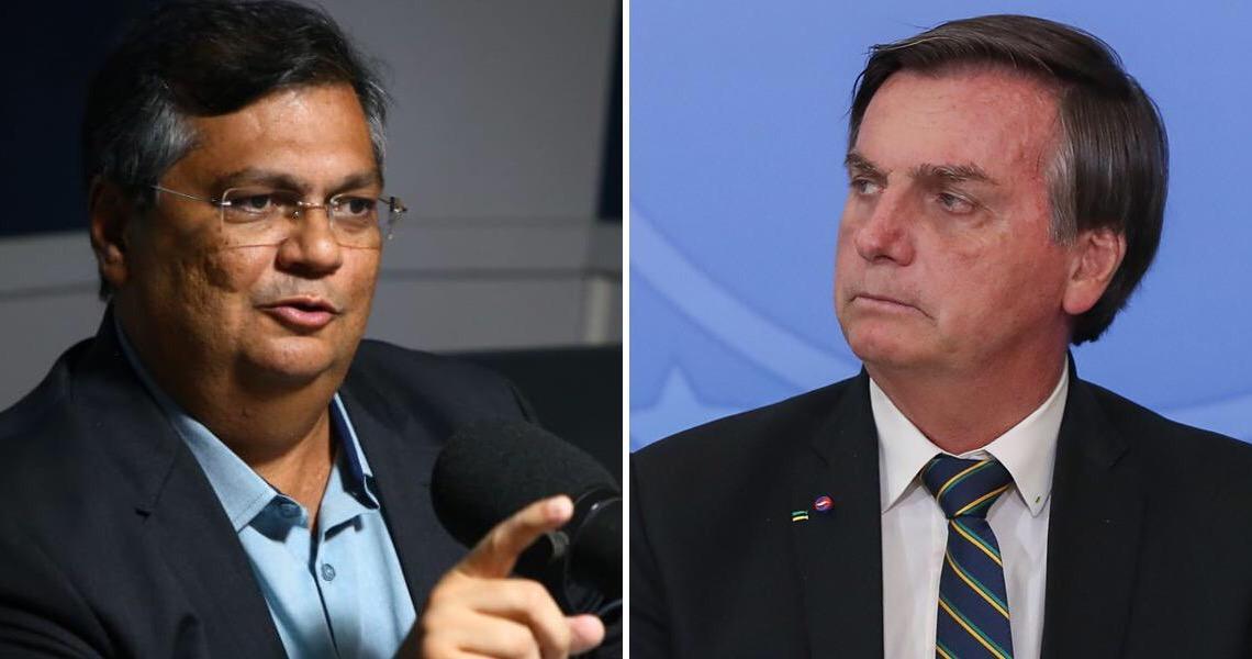 Flávio Dino reage a ataque de Bolsonaro: Aqui no Maranhão somos sérios