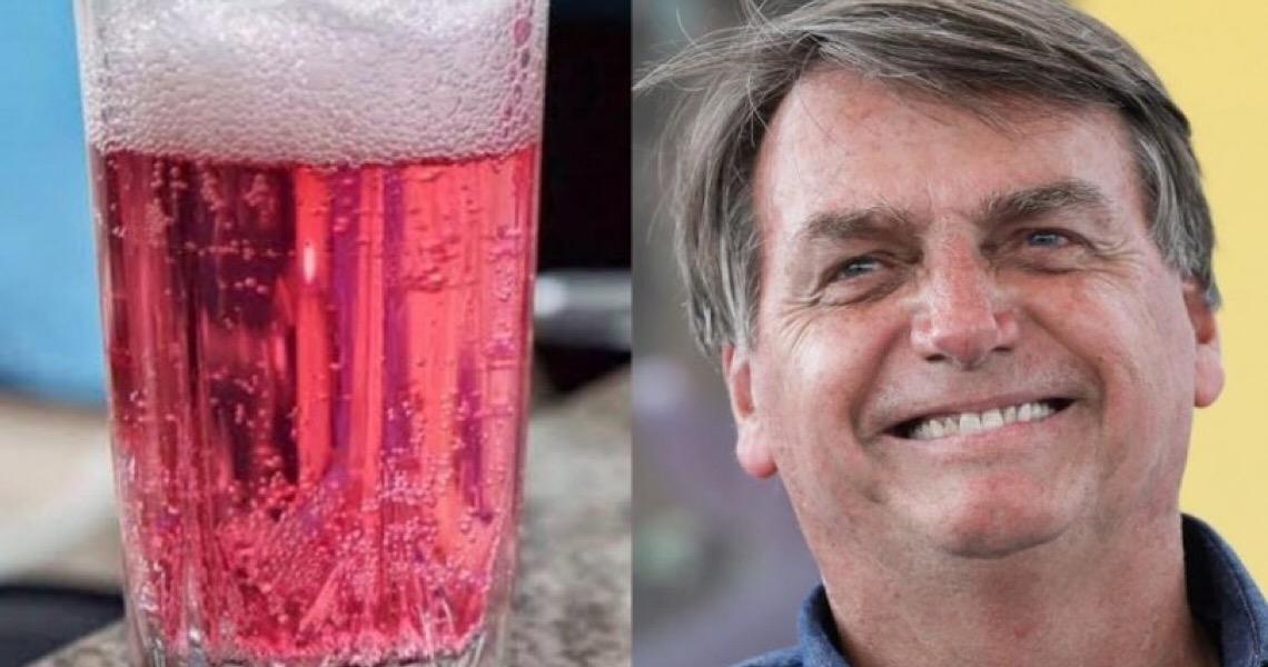"""Bolsonaro ironiza cor de refrigerante no Maranhão e faz piada : """"Agora eu virei boiola igual maranhense, é isso?"""""""