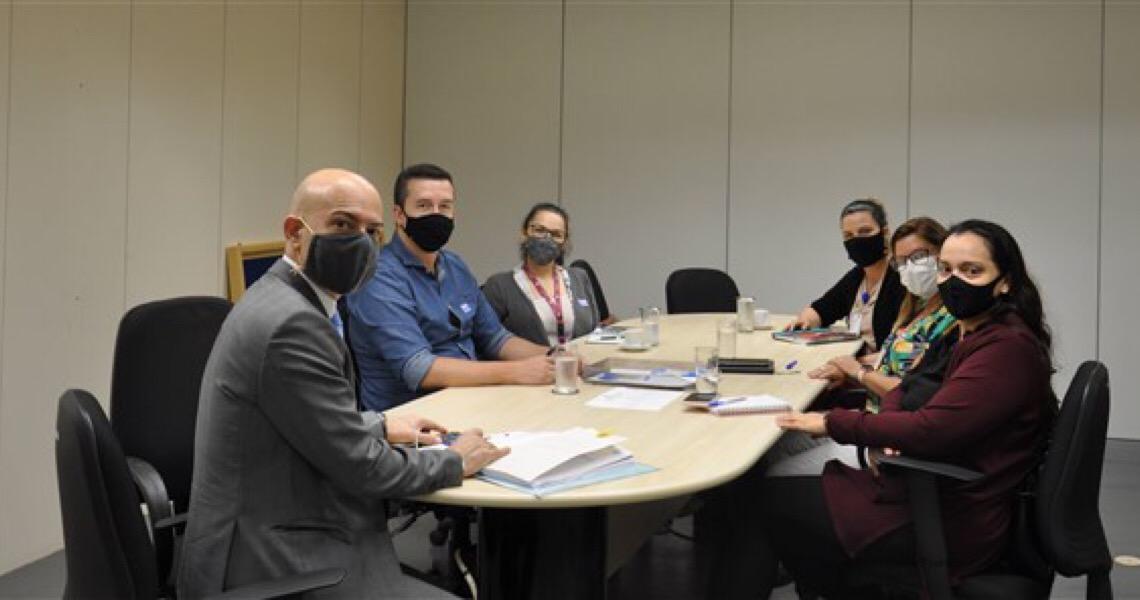 Prosus e Secretaria de Saúde retomam discussão sobre implantação total do complexo regulador