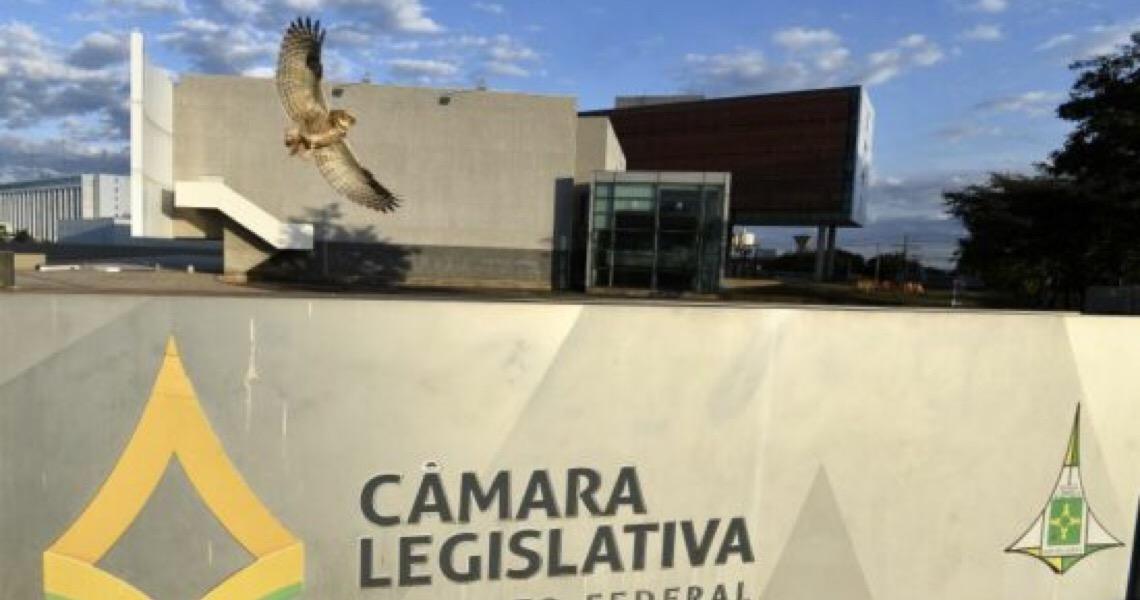 Refis entra na pauta da sessão extraordinária da Câmara Legislativa do DF
