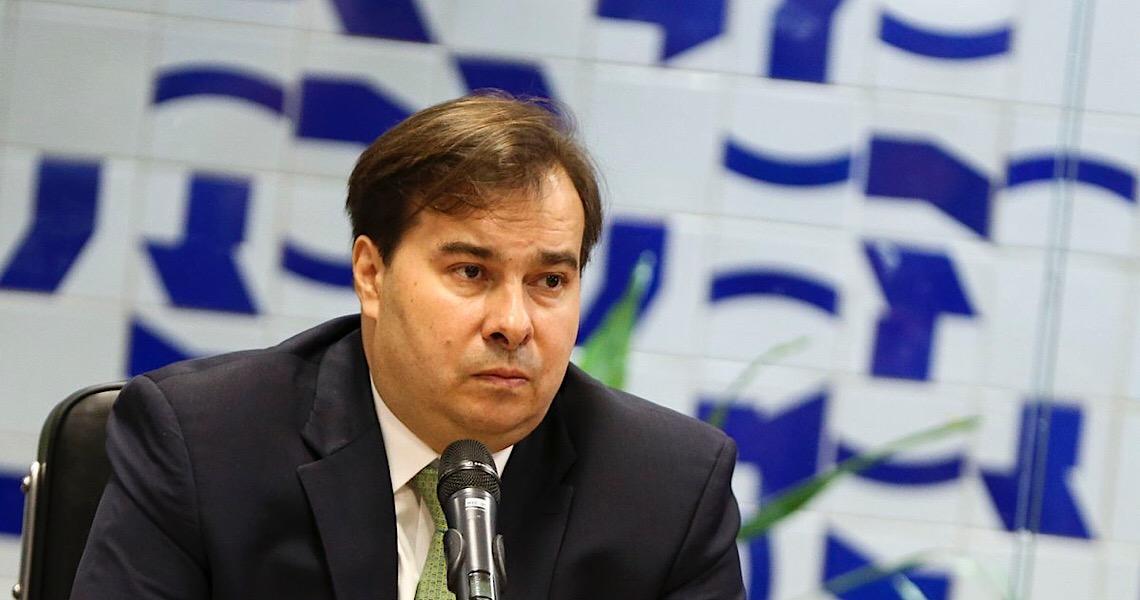 PGR reabre inquéritos sobre Rodrigo Maia