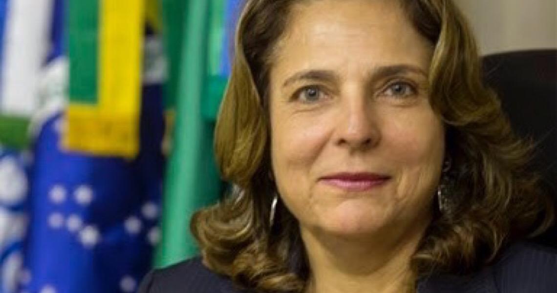 """""""UnB não parou na crise e nem vai parar"""", garante a reitora Márcia Abrahão"""