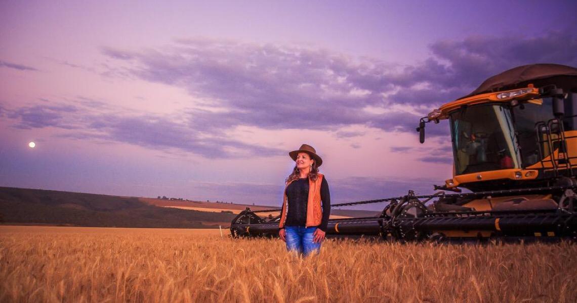 Feijão, soja e milho: Pulso feminino no agronegócio