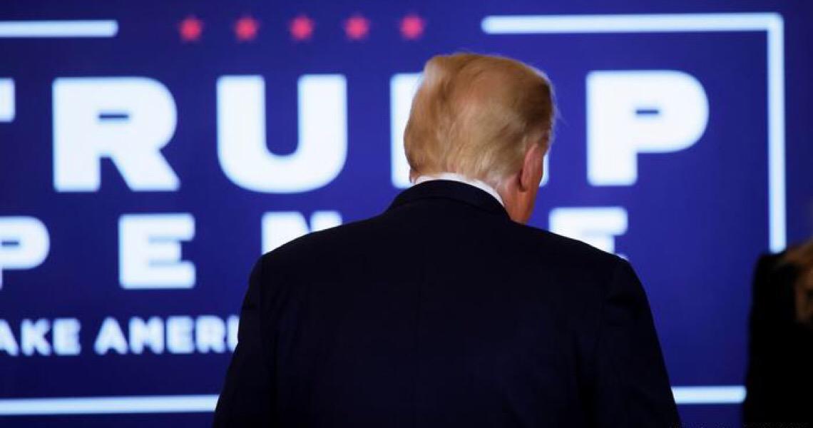 O escandaloso desprezo de Trump pela democracia nas eleições