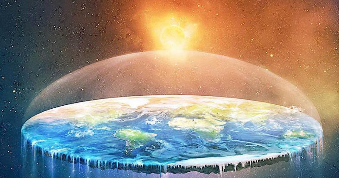 A Terra é redonda, o homem foi à Lua e Donald Trump não é Deus