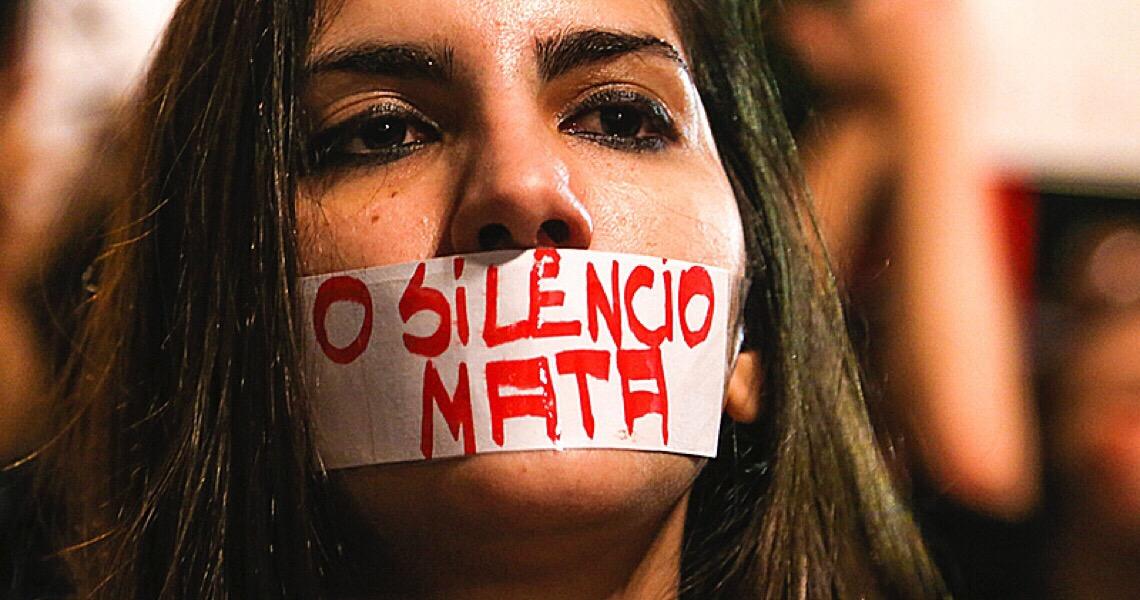 Em Minas, carta pede compromisso de candidatos no combate à violência contra a mulher
