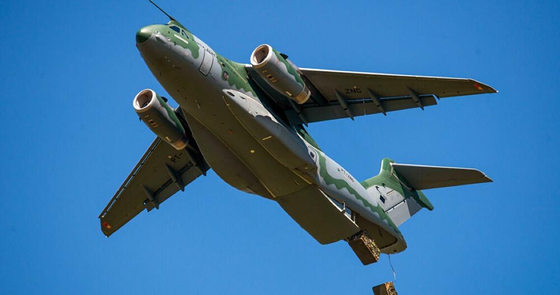 Antecipação de pagamento por Portugal pode ser vitrine para Embraer na Europa