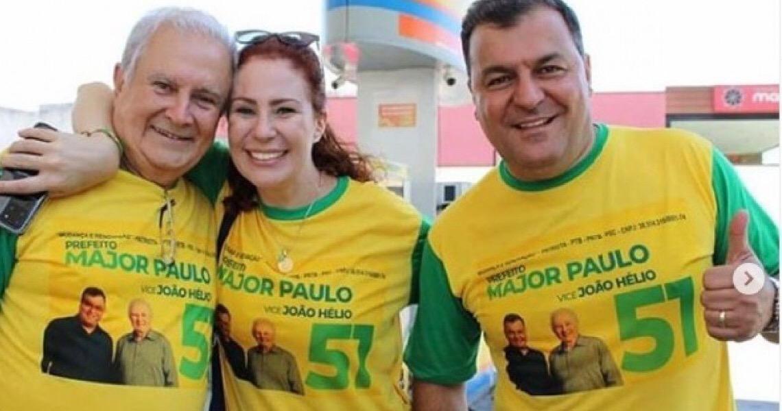 Pai, irmão e cunhada de Carla Zambelli não são eleitos em São Paulo