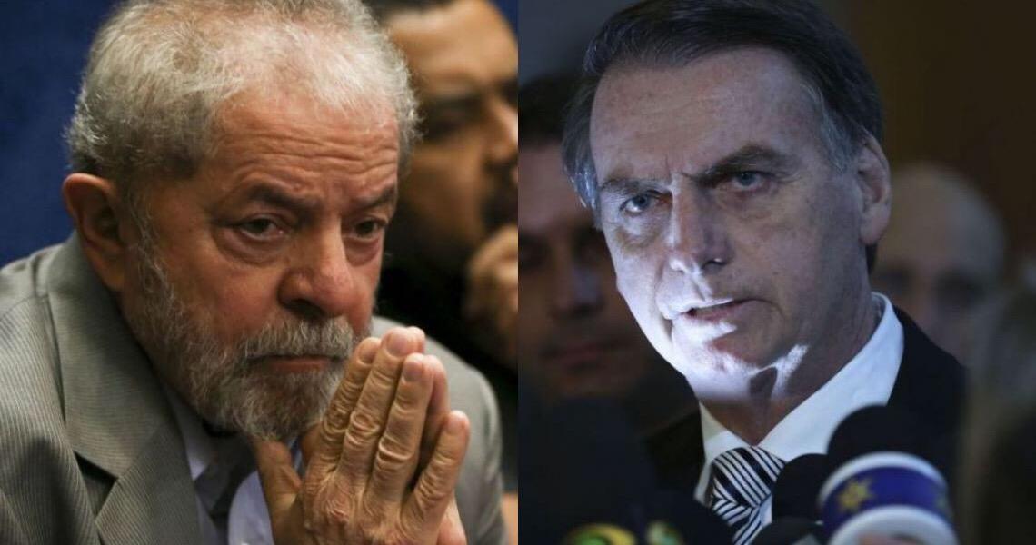 Bolsonaro e Lula perdem. Centro e boa gestão ganham