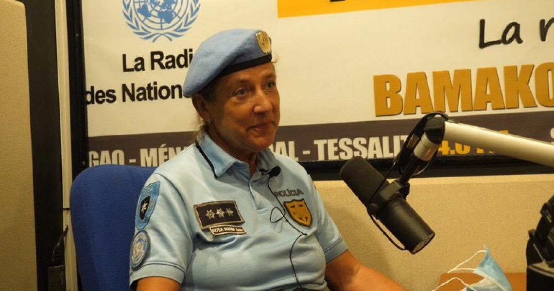 Policial portuguesa fala sobre a missão de paz no Mali, considerada a mais perigosa do mundo