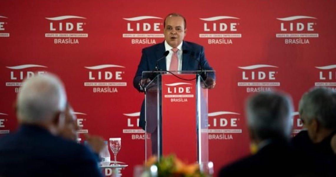 """Ibaneis sobre privatização da CEB Distribuição: """"Com o dinheiro, pagaremos dívidas"""""""
