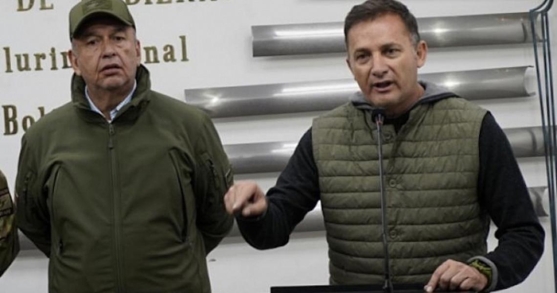 Polícia boliviana confirma fuga de ex-ministros ao Panamá e Brasil