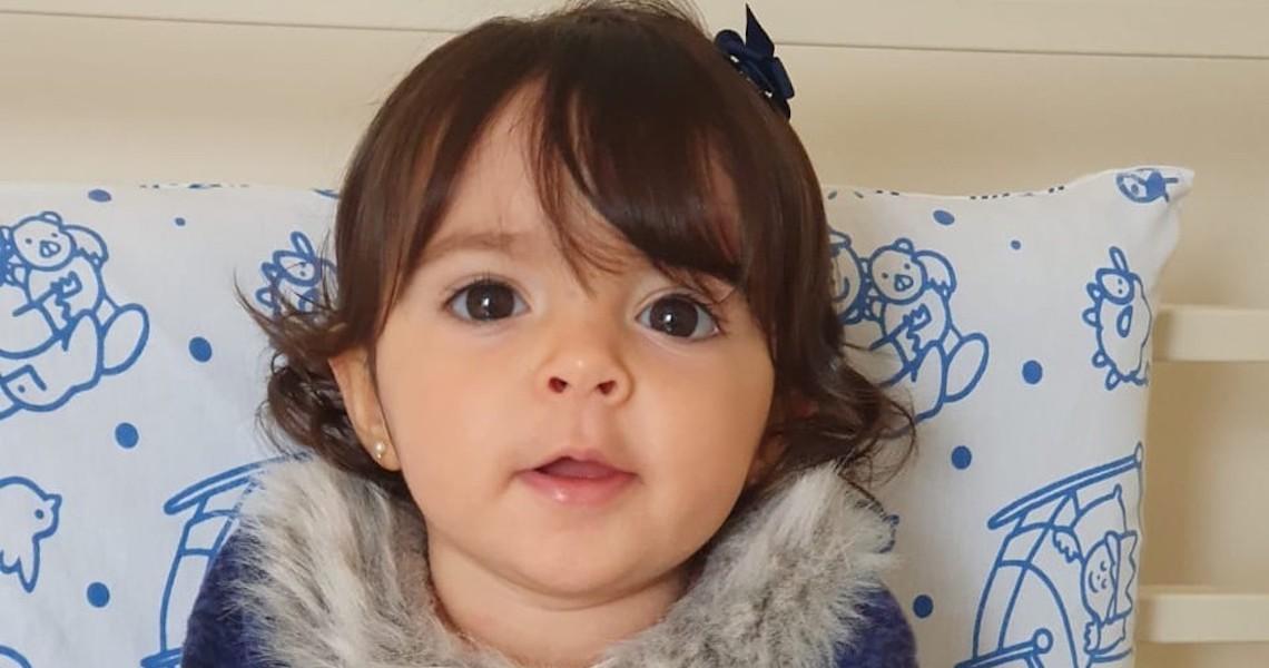 Remédio mais caro do mundo: Kyara Lis, bebê do DF que tem doença rara, toma medicação no Paraná