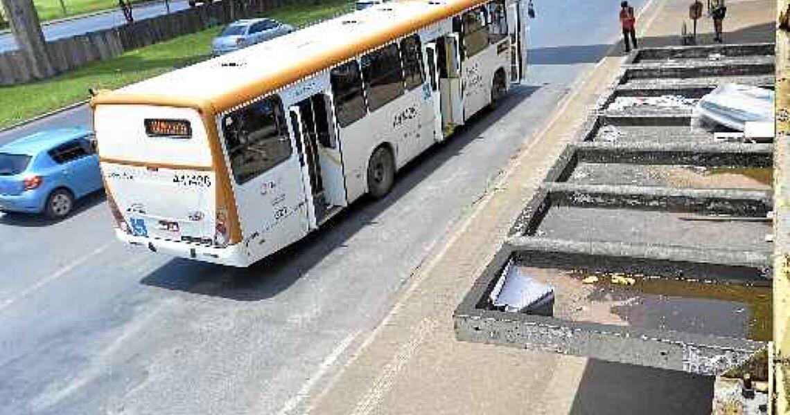Justiça do Distrito Federal suspende reajuste da tarifa técnica das empresas de ônibus