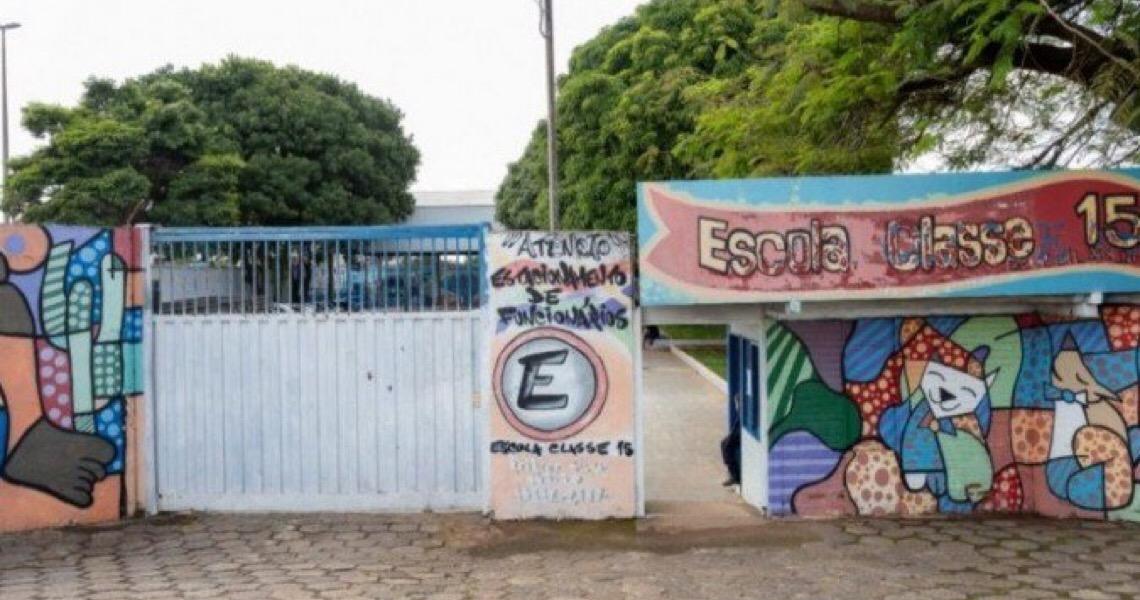 Escola pública de Ceilândia vence prêmio regional e vai à disputa nacional