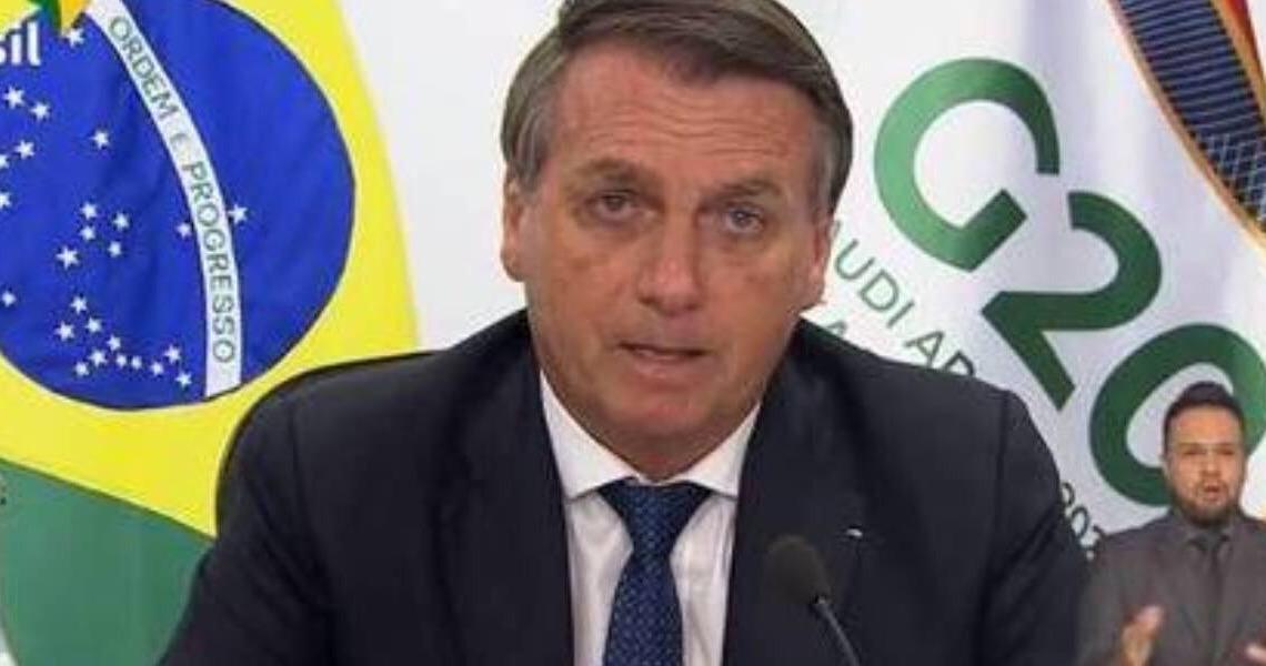 Discurso de Bolsonaro sobre racismo no Brasil gera choque e indignação entre participantes do G20