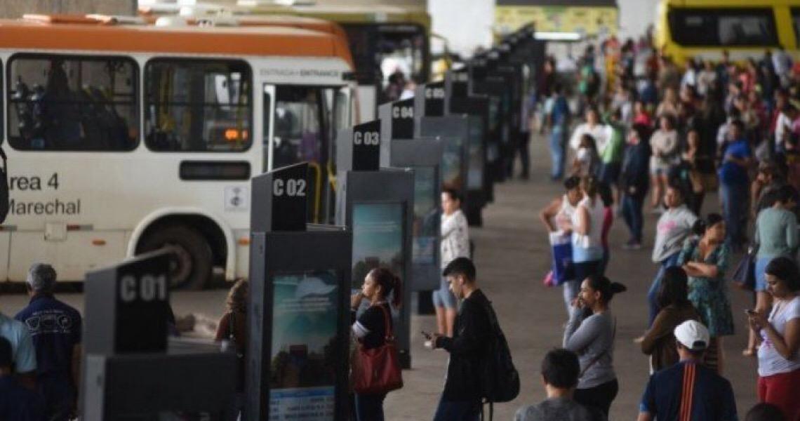 Rodoviária, Metrô e outras 19 estruturas devem ir para a iniciativa privada no DF