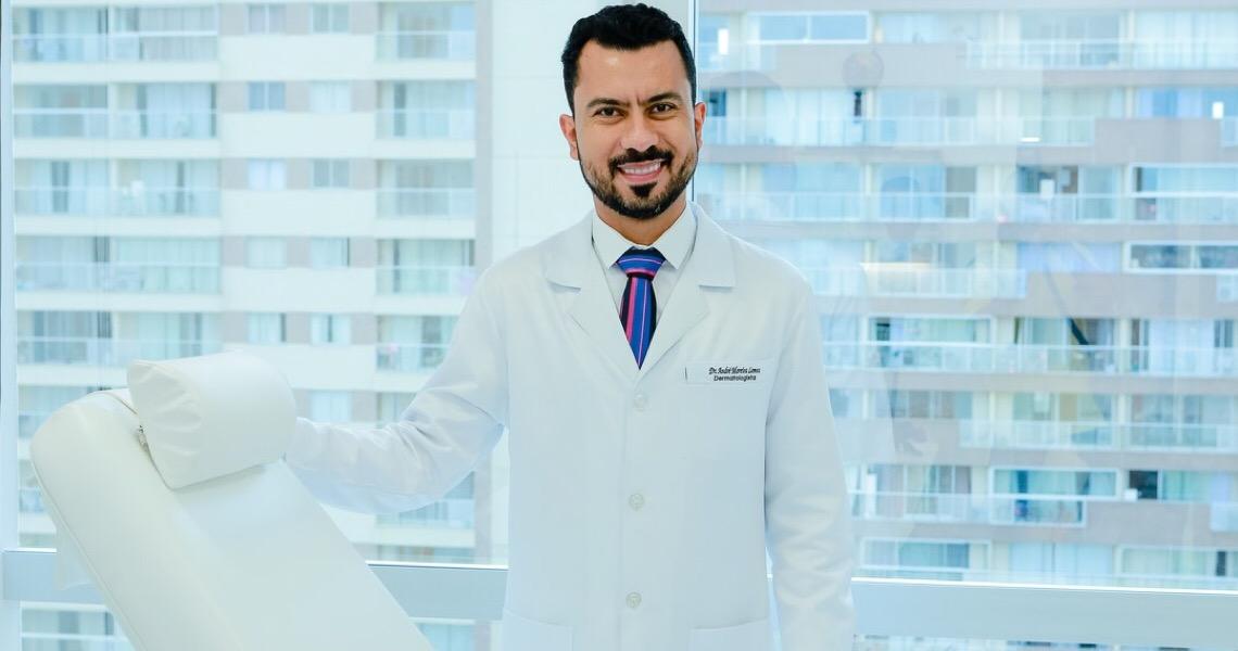 'Precisamos ser cada vez mais inclusivos e antirracistas', diz médico do DF que estuda peles negras