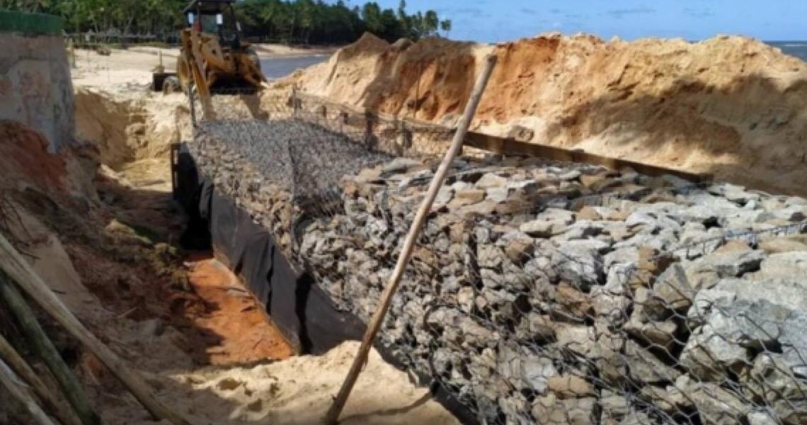 Obra em resort na Bahia: 'Há flagrante crime ambiental', dizem fiscais do Ibama