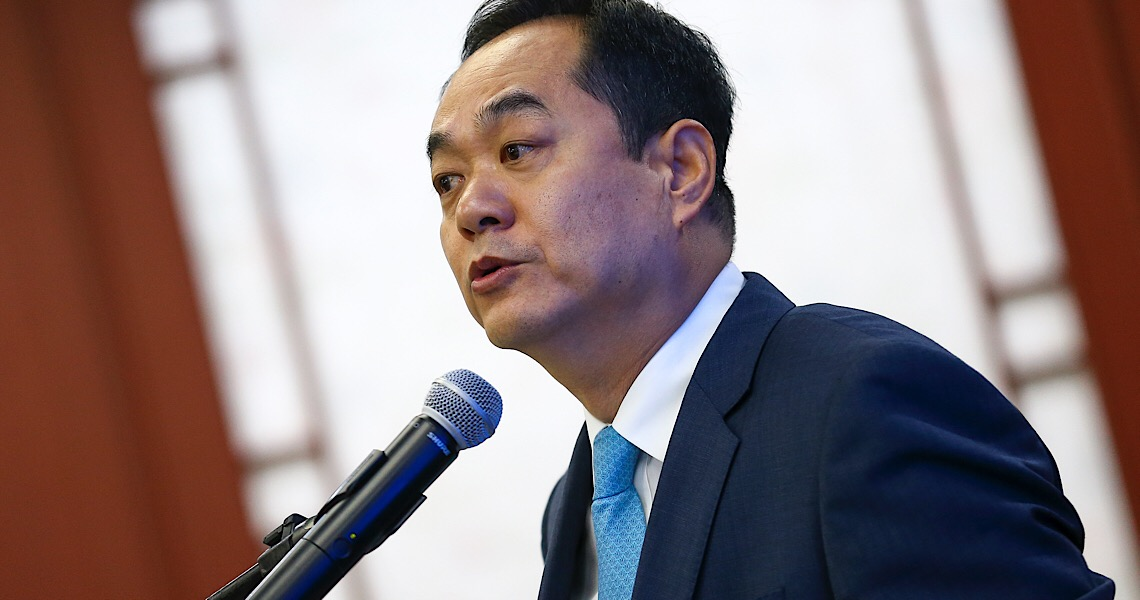 Embaixada chinesa reage a tuíte de Eduardo: 'Cessem as calúnias ou vão arcar com as consequências'