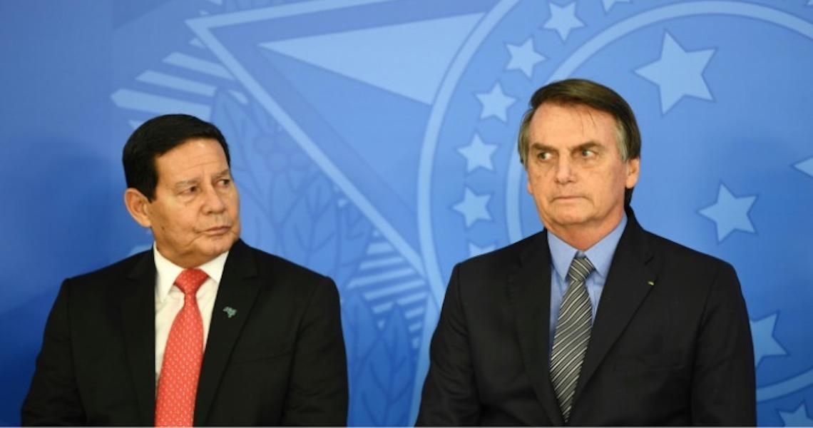 Qual é a situação das ações que pedem a cassação da chapa Bolsonaro-Mourão no TSE?