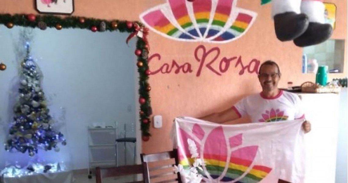 Conheça a Casa Rosa, que atua para acolher a população LGBTQIA+