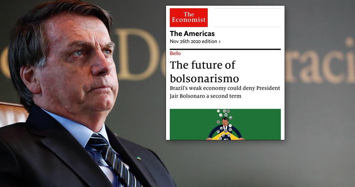 Economist já prevê o fim do bolsonarismo