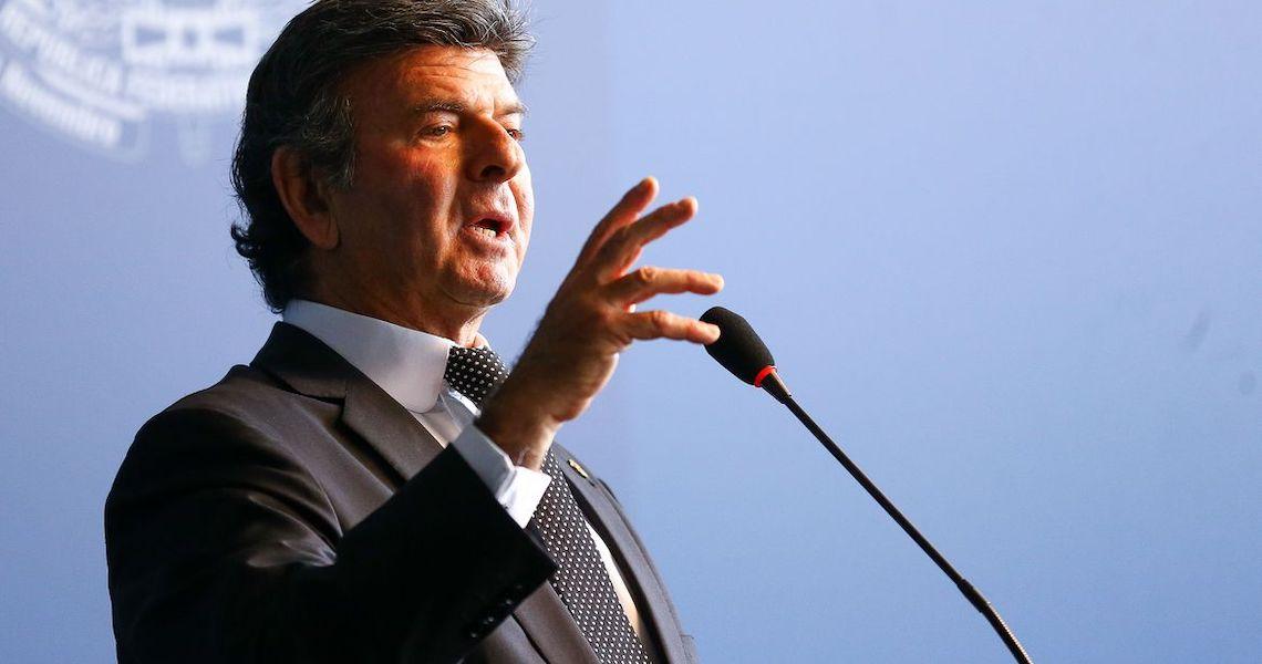 """""""Supremo não permitirá que haja desconstrução da Operação Lava Jato"""", diz Luiz Fux"""