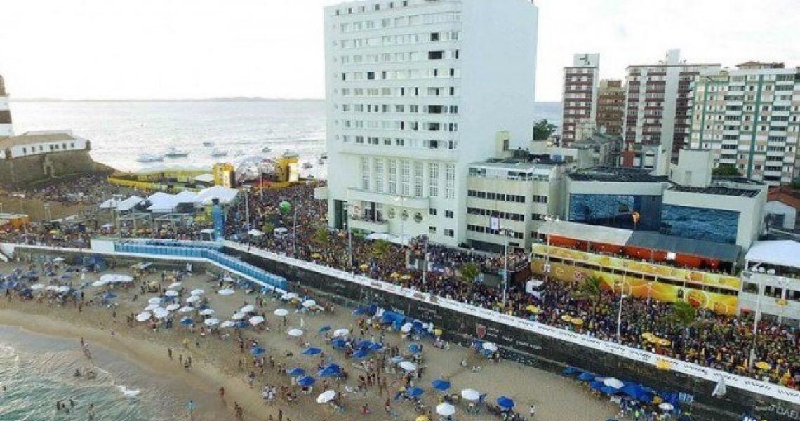 Carnaval de Salvador é oficialmente suspenso; não há nova data