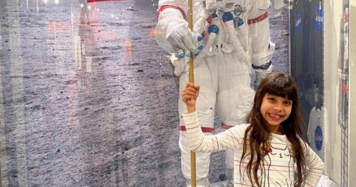Brasileira de 9 anos entra para grupo dos mais   inteligentes do mundo