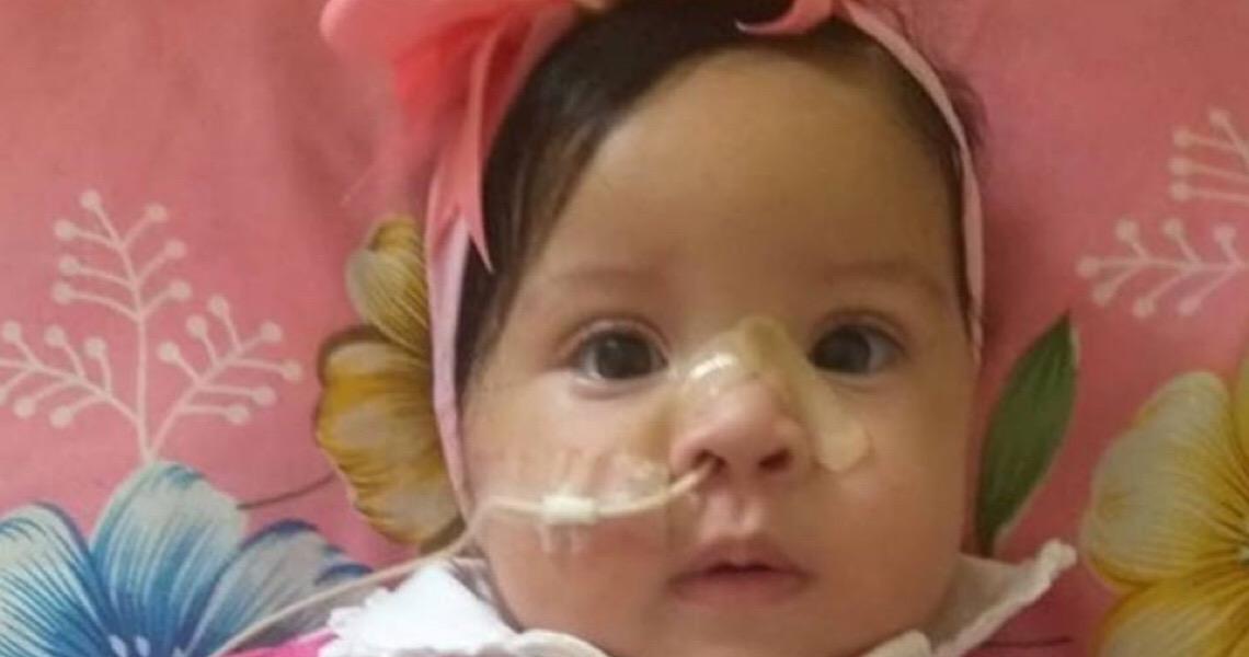 """""""Absurdo a vida de uma criança ter preço"""", diz Giovana Ewbank sobre bebê com AME no Distrito Federal"""