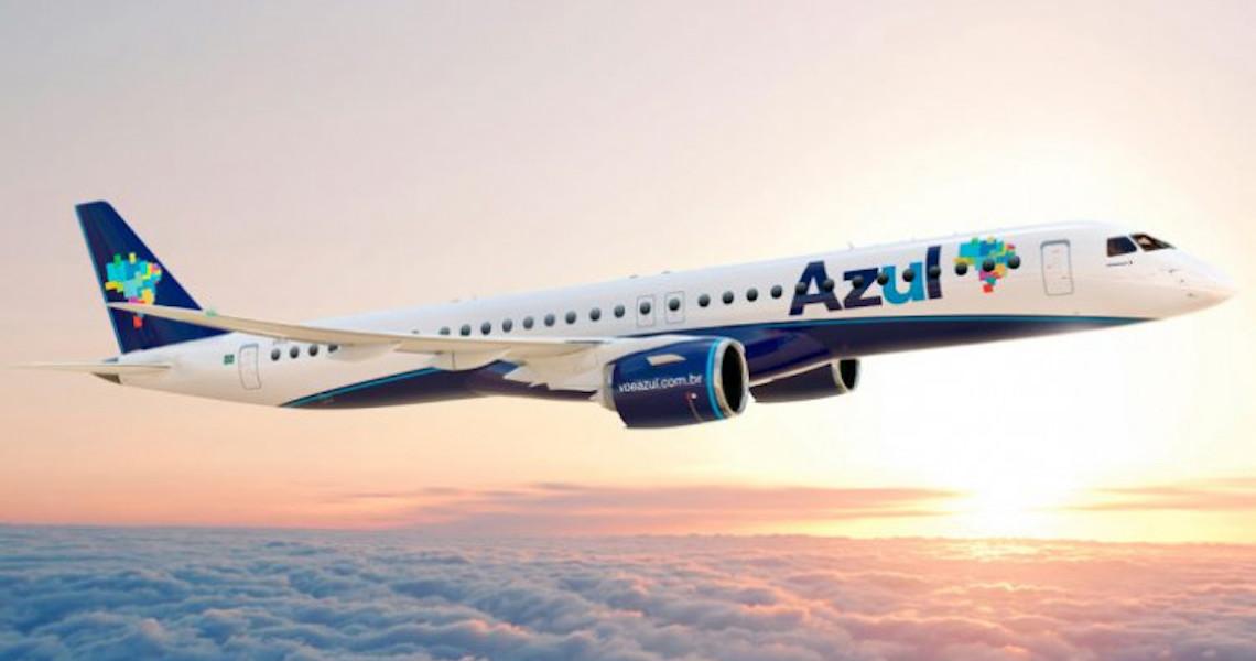 Azul encerra redução de jornada de aeronautas um ano antes e dobra aposta na retomada