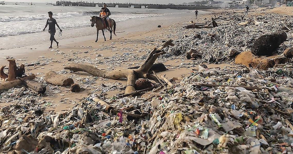 Bali, Indonésia, 'paraíso' ou depósito de lixo?