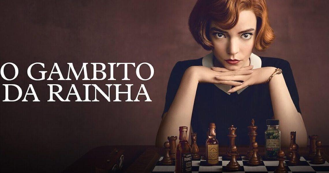 Popularidade da série 'O Gambito da Rainha' atrai novos praticantes de xadrez