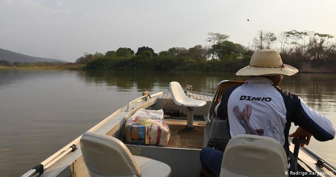 Milhares de famílias ainda sofrem impactos das queimadas no Pantanal
