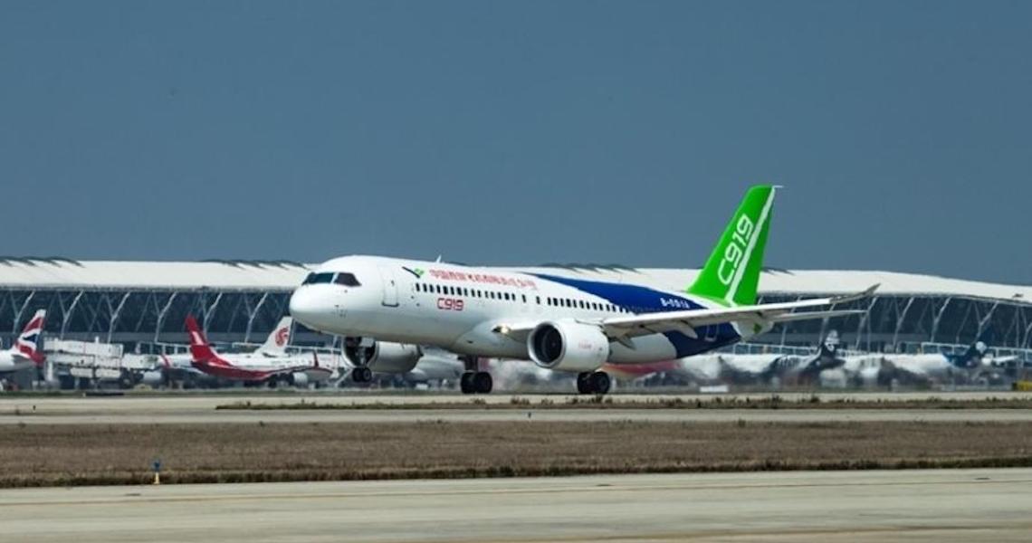Rússia e China avançam na criação de aviões para brigar com Boeing e Airbus