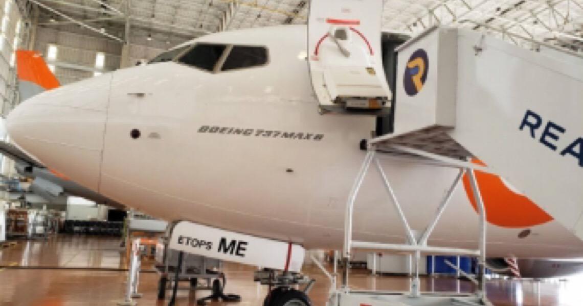 Gol volta a voar com Boeing 737 Max, mas passageiro poderá trocar de voo