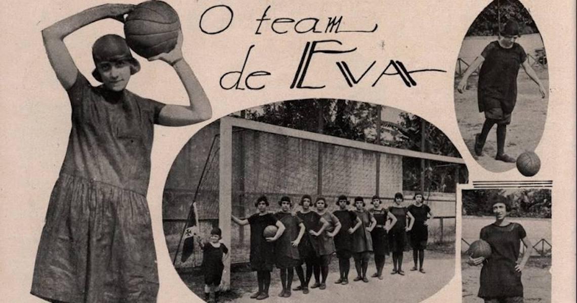 Projeto busca recursos para 'reviver' história das mulheres no futebol brasileiro