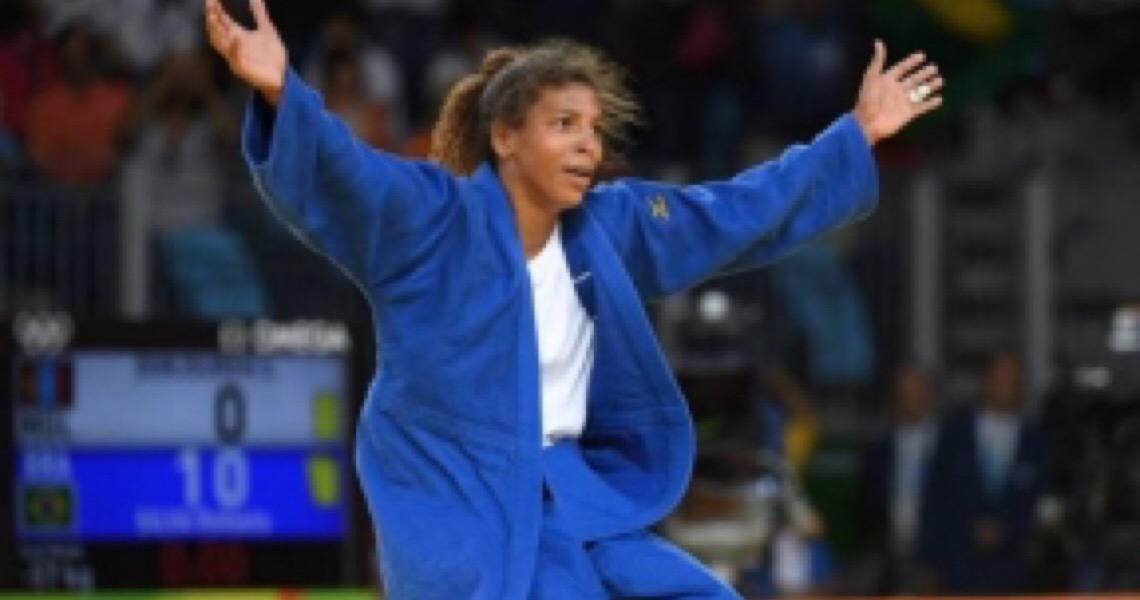 Judoca Rafaela Silva está de fora dos Jogos Olímpicos por doping