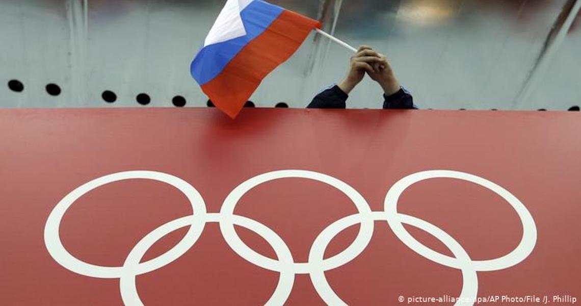 Rússia é banida de eventos esportivos mundiais por dois anos