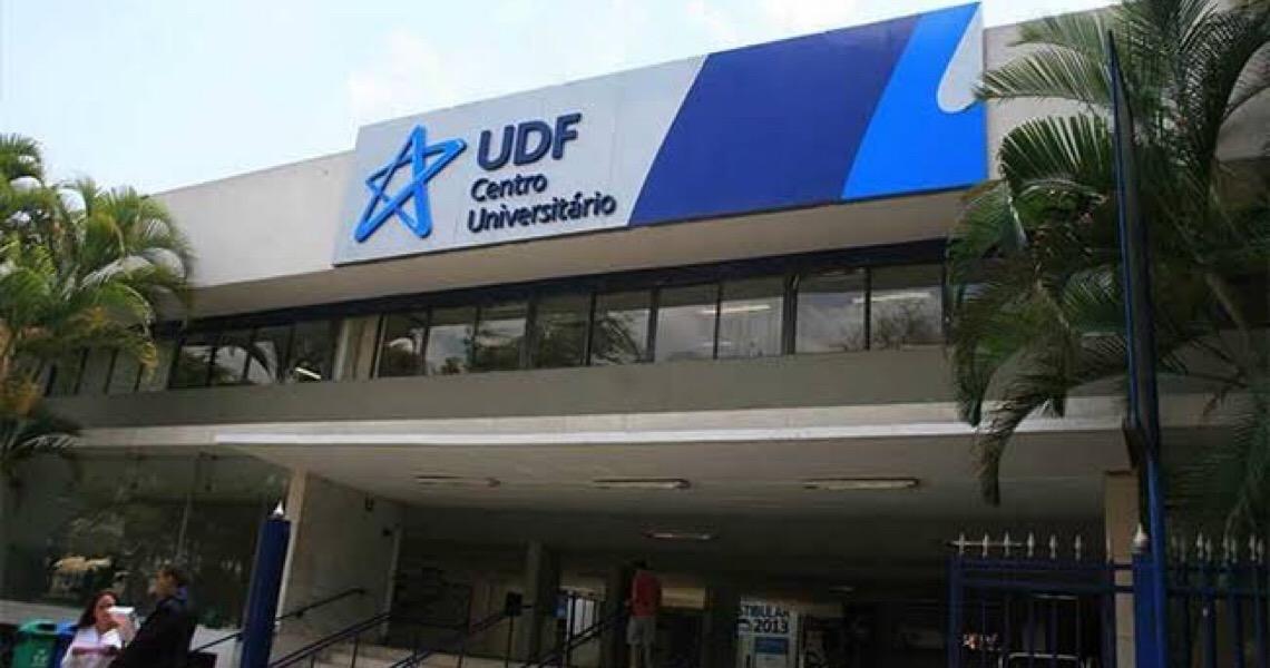 Sai resultado de concurso de bolsas de estudo na UDF