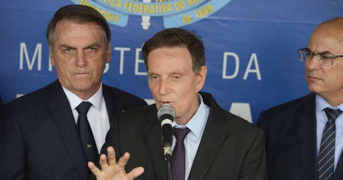 Prisão de Crivella afasta Republicanos como alternativa para Bolsonaros