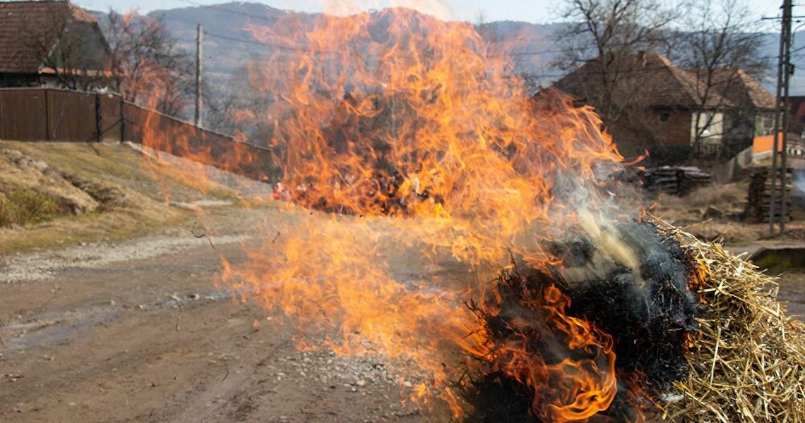 Descoberta aldeia que poderia ter sido incendiada por romanos há quase 2 mil anos