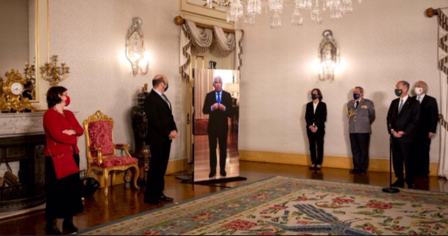 Governo português saúda acordo entre União Europeia e Reino Unido