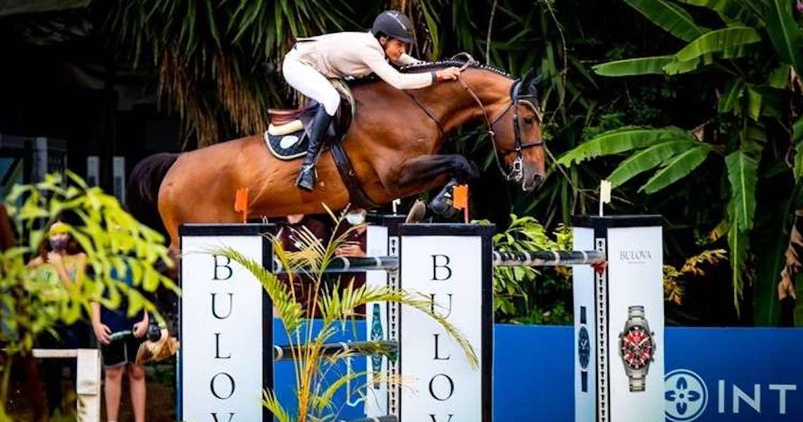 Após vitória rara, amazona Andrea Muniz busca um cavalo para 2021