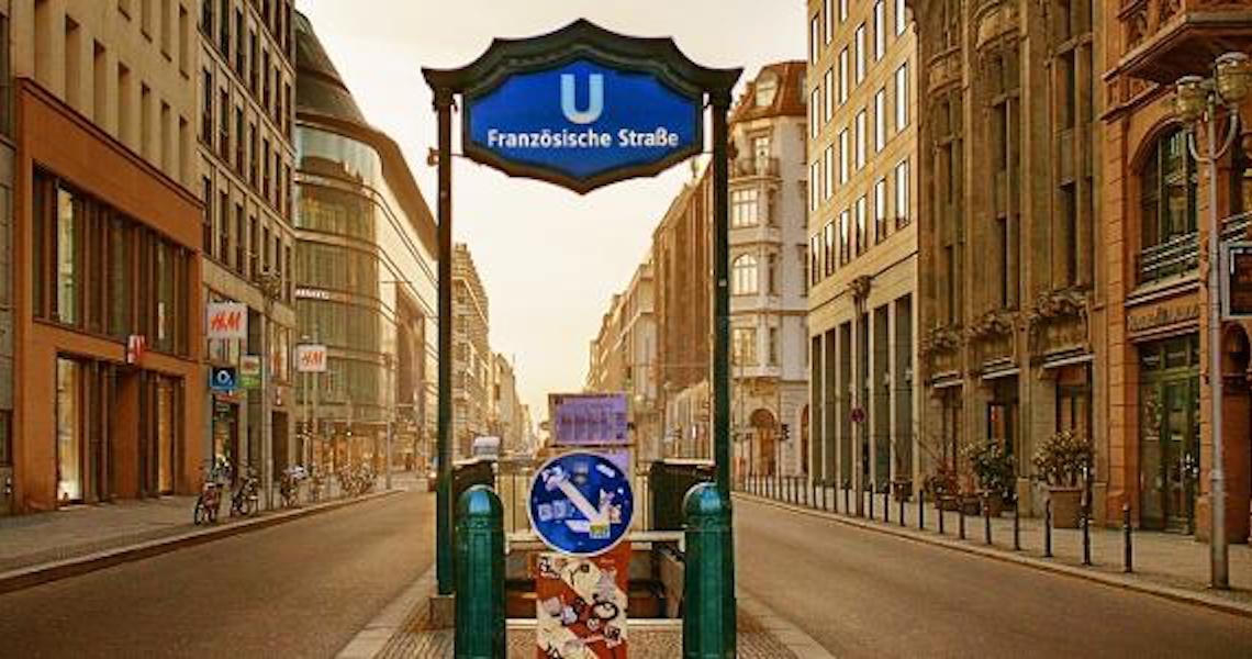 Novas estações de metrô em Berlim prometem atrair turistas